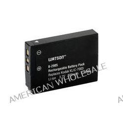 Watson KLIC-7003 Lithium-Ion Battery Pack (3.7V, 800mAh) B-2905