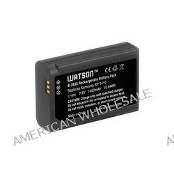 Watson BP-1410 Lithium-Ion Battery Pack (7.6V, 1400mAh) B-3933