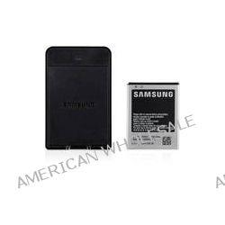 Samsung Galaxy Camera Battery Kit (Black) EB-S1P5GMEGSTD B&H