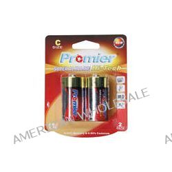 Promier C Super Alkaline High-Tech Batteries (2-Pack) HTLR14-BP2