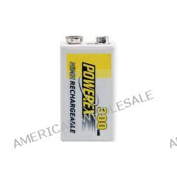 Powerex MHR84V Rechargeable NiMH Battery (8.4V, 300mAh) MHR84V