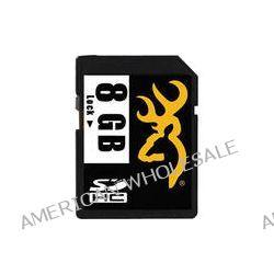 Browning  8GB SDHC Class 6 Memory Card BTC 8GSD B&H Photo Video