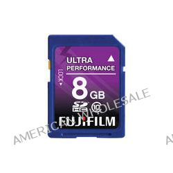 Fujifilm  8GB SDHC Memory Card Class 10 600008927 B&H Photo Video