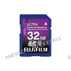 Fujifilm 32GB SDHC Memory Card Class 10 600008925 B&H Photo