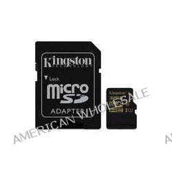 Kingston 32GB Micro SDHC UHS-1 (90MB/s) SDCA10/32GB B&H Photo