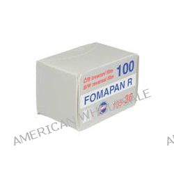 Foma Fomapan R100 135-36 Black and White Transparency Film