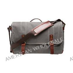 ONA  Union Street Messenger Bag (Smoke) ONA003GR B&H Photo Video