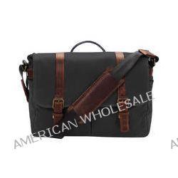 ONA Brixton Camera/Laptop Messenger Bag (Canvas, Black) ONA013BL