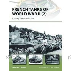 French Tanks of World War II (2) : Cavalry Tanks and AFVS, New Vanguard Series : Number 213 by Steven J. Zaloga, 9781782003922.