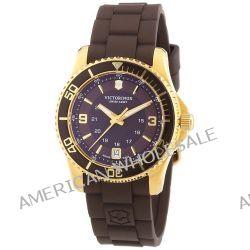 Victorinox Swiss Army Damen-Armbanduhr XS Maverick Analog Quarz Kautschuk 241615