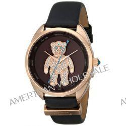 Vivienne Westwood Crazy Bear Ladies Swarovski Crystal Watch VV103BRGY