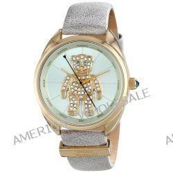 Vivienne Westwood Crazy Bear Ladies Swarovski Crystal Watch VV103BLGY