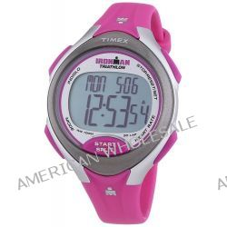 Timex Damen-Armbanduhr Ironman Road Trainer Digital Quarz Plastik T5K722