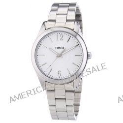 Timex Damen-Armbanduhr XS Timex Style Kaleidoscope Women's Dress Analog Quarz Edelstahl T2P185