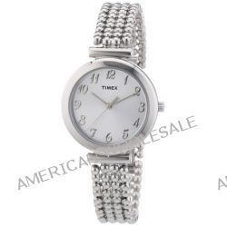 Timex Damen-Armbanduhr XS Timex Style Women's Dress Analog Quarz Messing T2P204