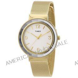 Timex Damen-Armbanduhr XS Timex Style Women's Dress Analog Quarz Edelstahl T2P197