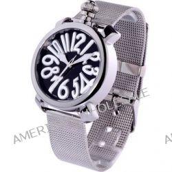 Time100 Reizende GaGa-stilistische Frabige Emaille-Damen-Armbanduhr W50046L.06A