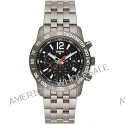Traser Traser H3 Classic Chronograph Titan Blue T4006.673.07.01