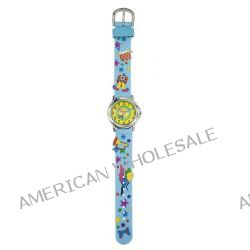 Trendy Kiddy Kinder-Armbanduhr Analog blau KL149