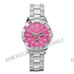 Trendy Junior Mädchen-Armbanduhr Analog grau KL 170