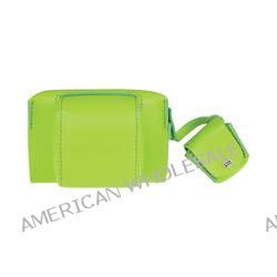 Lomography Fisheye Leather Case (Lime Punch) B800LP B&H Photo