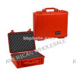 Pelican 1550 Case with Foam (Orange) 1550-000-150 B&H Photo