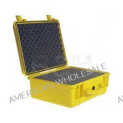 Pelican 1550 Case with Foam (Yellow) 1550-000-240 B&H Photo
