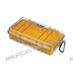 Pelican 1060 Clear Micro Case (Yellow) 1060-027-100 B&H Photo