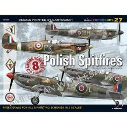 Polish Spitfires by Maciej Goralczyk, 9788362878062.