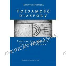 Tożsamość diaspory. Żydzi w Azji Mniejszej okresu cesarstwa - Krystyna Stebnicka