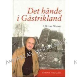 Det hände i Gästrikland - Ulf Ivar Nilsson - Bok (9789197076647)