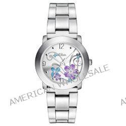 s.Oliver Damen-Armbanduhr SO-2094-MQ