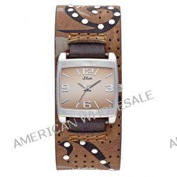 s.Oliver Damen-Armbanduhr SO-2014-LQ