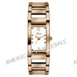 s.Oliver Damen-Armbanduhr Analog Quarz Edelstahl SO-2901-MQ