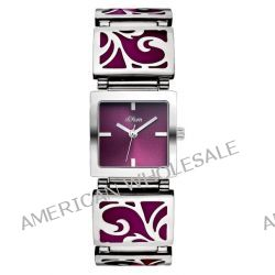 s.Oliver Damen-Armbanduhr XS Analog Quarz Edelstahl SO-2779-MQ