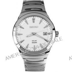 Seiko Solar für Männer -Armbanduhr Analog Solar SNE289P1