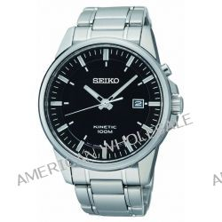 SEIKO Kinetic Quarz Herrenuhr SKA529P1