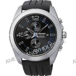 Seiko Solar fŸr MŠnner-Armbanduhr Chronograph Solar SSC213P2