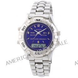 Shaon Herren-Armbanduhr XL Analog - Digital Quarz Edelstahl 22-7900-98