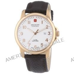 Swiss Military Hanowa Herren-Armbanduhr XL SWISS SOLDIER PRIME Analog Quarz Leder 06-4141.1.09.001