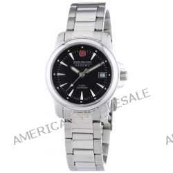 Swiss Military Hanowa Damen-Armbanduhr XS SWISS RECRUIT LADY PRIME Analog Quarz Edelstahl 06-7230.04.007