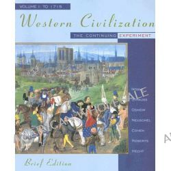 Western Civilization: To 1715 v. 1, The Continuing Experiment by William Cohen, 9780395885499.