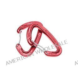 Vulture Equipment Works Red Bent Gate Carabiners (Pair) VEW-RB