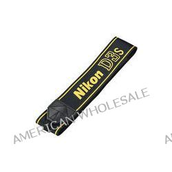 Nikon AN-DC5 Replacement Neck Strap for D3s DSLR 27007 B&H Photo