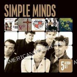 5 Album Set - Simple Minds