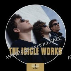 5 Albums [Box 5CD] - The Icicle Works