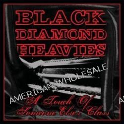 A Touch Of Someone.. - Black Diamond Heavies