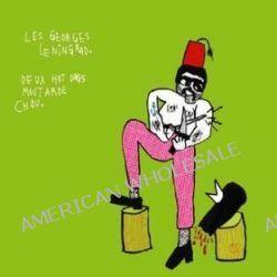 Deux Hot Dogs Moutarde - Les Georges Leningrad