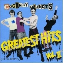 Greatest Hits Vol.2 - Cockney Rejects