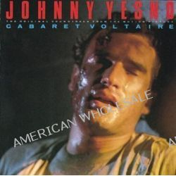 Johnny Yesno [CD] - Soundtrack - Cabaret Voltaire